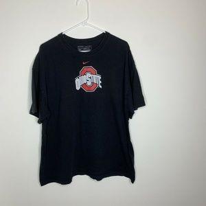 Nike Mens XXL Black OSU Ohio State University